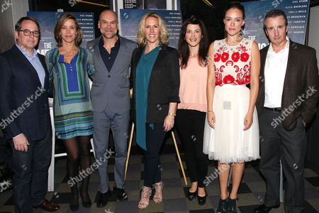 Editorial picture of 'The American Side' special film screening, New York, America - 28 Apr 2016
