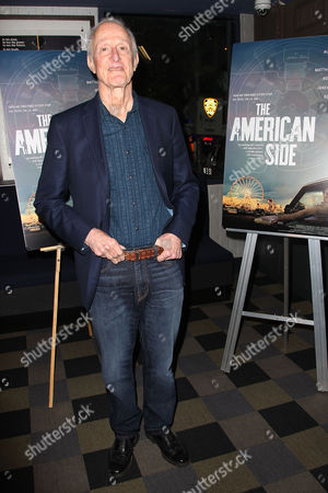 Editorial photo of 'The American Side' special film screening, New York, America - 28 Apr 2016