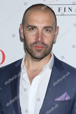 Editorial photo of 'The Good Wife' TV Series, Finale Party, New York, America - 28 Apr 2016