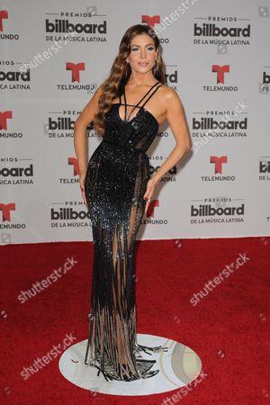 Editorial picture of Latin Billboard Music Awards, Miami, America - 28 Apr 2016
