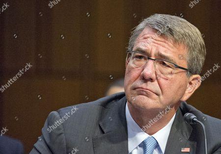 Secretary Of Defense, Ashton B. Carter gives testimony