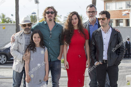 Editorial image of 'Cerca de tu Casa' film photocall, 19th Malaga Film Festival, Malaga, Spain - 28 Apr 2016