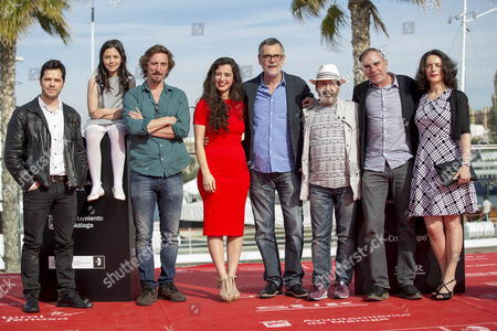 Editorial photo of 'Cerca de tu Casa' film photocall, 19th Malaga Film Festival, Malaga, Spain - 28 Apr 2016