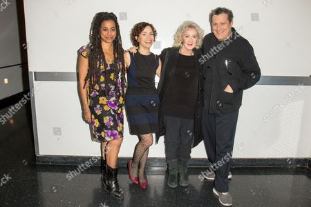 Editorial picture of Employee of the Month event, Joe's Pub, New York, America - 28 Apr 2016
