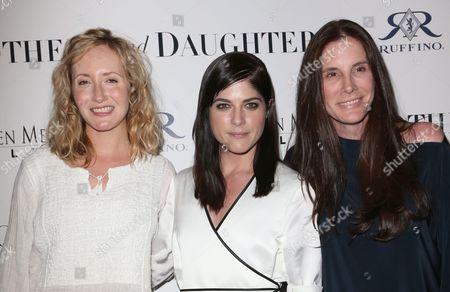 Danielle James, Selma Blair, Amy Williams