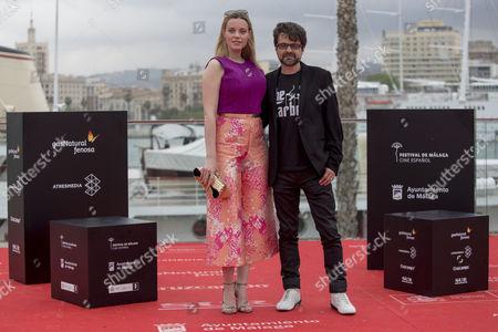 Pedro Barbero and Carolina Bang