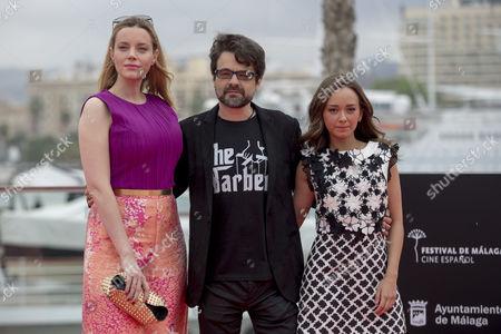 Editorial image of 'El futuro ya no es lo que era' photocall, 19th Malaga Film Festival, Spain - 29 Apr 2016