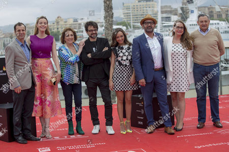 Pedro Barbero, Carmen Maura, Carolina Bang, Jose Corbacho and Luc'a de la Fuente