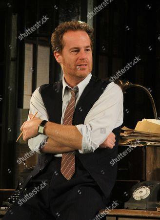 Adam James as Hovstad