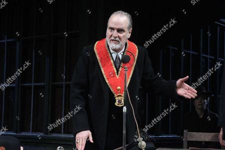 Stock Picture of William Gaminara as Peter Stockton