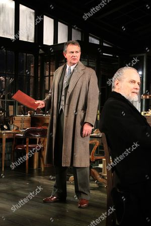 Editorial image of 'Enemy of the People' play, London, Britain - 29 Apr 2016