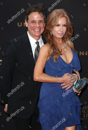 Christian LeBlanc and Tracey E Bregman