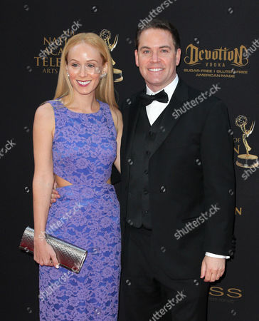 Stock Image of Ryan Shore and guest
