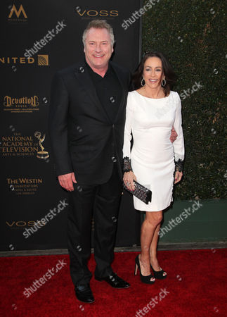 David Hunt and Patricia Heaton