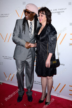 Nile Rodgers, Holly Campbell