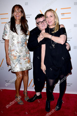 Editorial image of 'We Are Family' Foundation 2016 Celebration Gala, New York, America - 29 Apr 2016