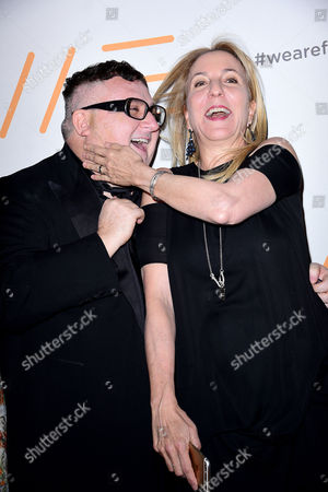 Editorial photo of 'We Are Family' Foundation 2016 Celebration Gala, New York, America - 29 Apr 2016
