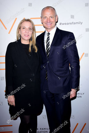 Editorial picture of 'We Are Family' Foundation 2016 Celebration Gala, New York, America - 29 Apr 2016