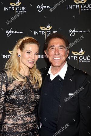 Editorial picture of Intrigue Nightclub Grand Opening, Las Vegas, America - 29 Apr 2016