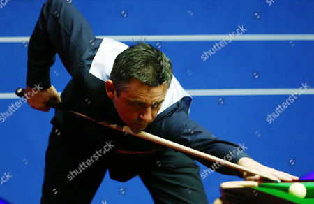 Editorial picture of Betfred World Snooker Championships 2016 Day Fifteen Crucible Theatre, 55 Norfolk Street, Sheffield, United Kingdom - 30 Apr 2016