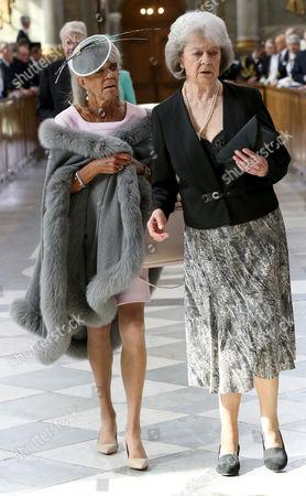 Princess Birgitta and Princess Margartha
