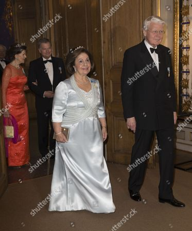 Crown Princess Katherine, Olafur Ragnar Grimsson, Banquet in connection with The King's birthday, Royal Palace, Stockholm