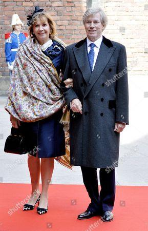 Prince Leopold of Bavaria and Princess Ursula of Bavaria