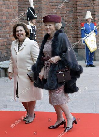 Crown Princess Katherine of Serbia, Princess Beatrix
