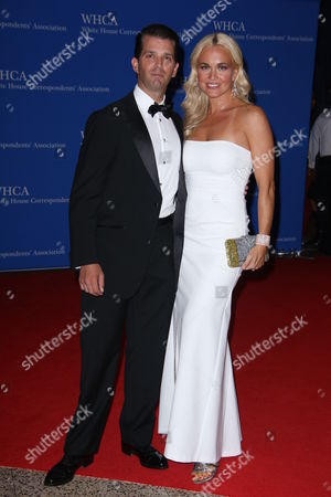 Donald Trump Jnr and Vanessa Haydon Trump
