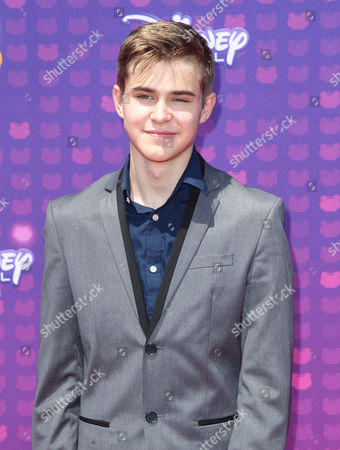 Editorial image of Radio Disney Music Awards, Arrivals, Los Angeles, America - 30 Apr 2016