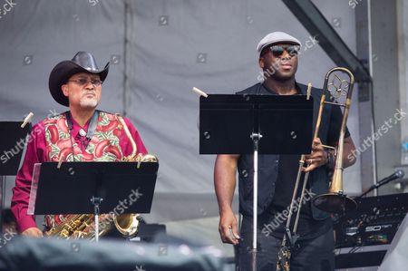 Tribute to Allen Toussaint - Big Sam