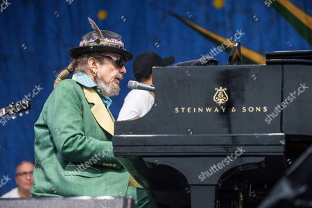 Editorial image of The New Orleans Jazz and Heritage Festival, New Orleans, America - 30 Apr 2016