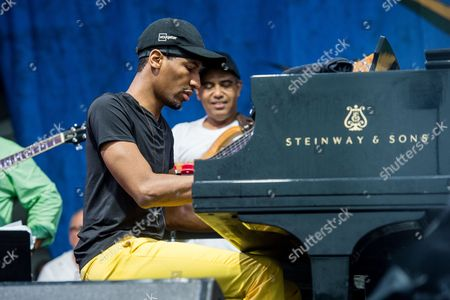 Editorial photo of The New Orleans Jazz and Heritage Festival, New Orleans, America - 30 Apr 2016