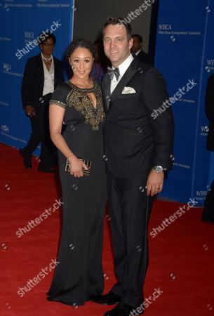 Tamera Mowry-Housley and husband Adam Housley