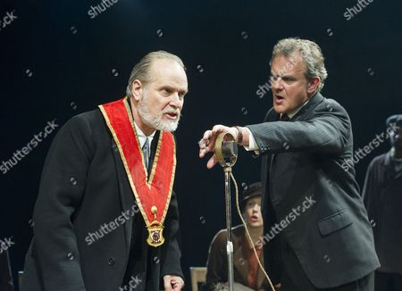 William Gaminara as Peter Stockman, Hugh Bonneville as Dr Stockman