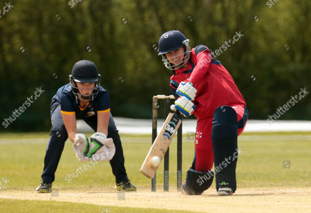 Editorial picture of Essex Women 1st XI against Cricket Wales Women's 1st XI at