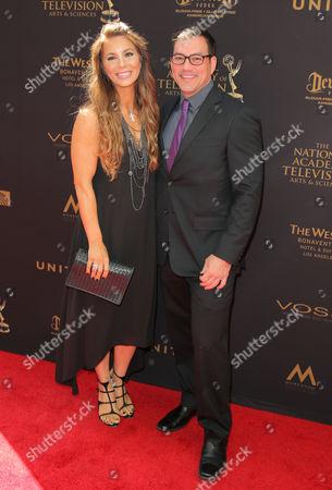 Tyler Christopher and Brienne Pedigo