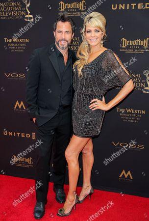 Shawn Christian and Arianne Zucker