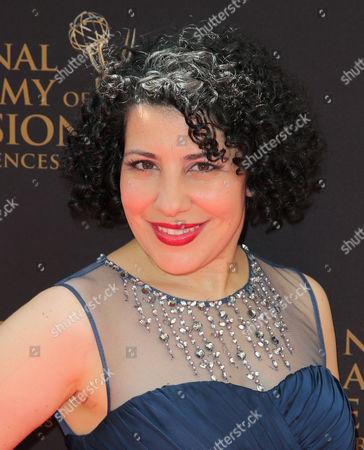 Stock Photo of Julie Garnye