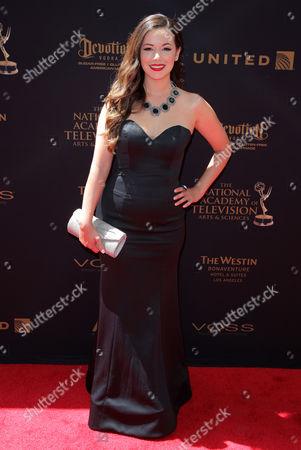 Stock Image of Teresa Castillo