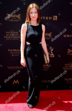 Editorial image of Daytime Emmy Awards, Arrivals, Los Angeles, America - 01 May 2016