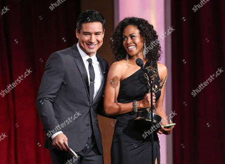 Editorial photo of Daytime Emmy Awards, Show, Los Angeles, America - 01 May 2016