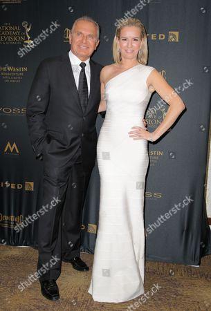 Andrew Ordon and Jennifer Ashton