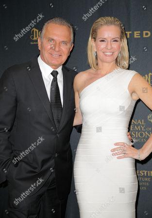 Stock Photo of Andrew Ordon and Jennifer Ashton