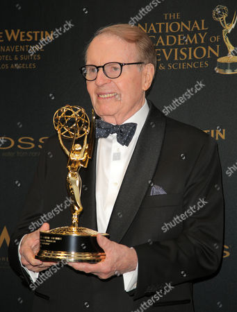 Editorial image of Daytime Emmy Awards, Press Room, Los Angeles, America - 01 May 2016