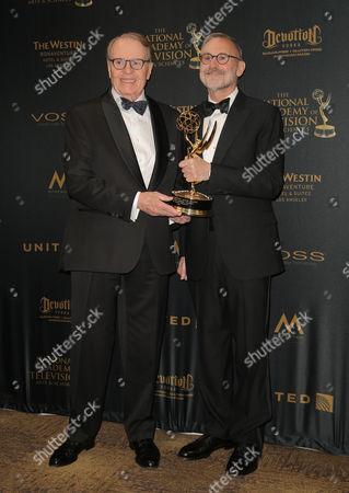 Charles Osgood and Rand Morrison