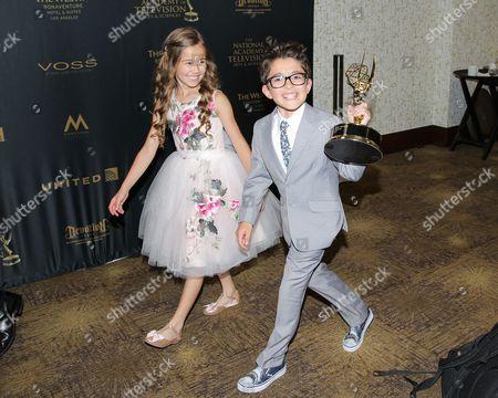 Brooklyn Rae Silzer and Nicolas Bechtel