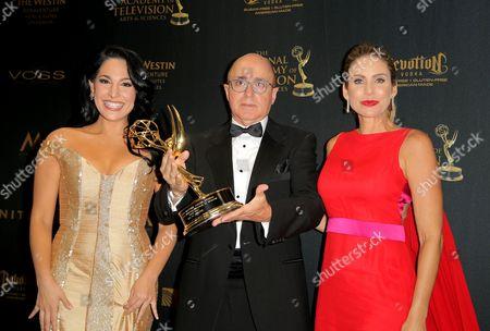 Alejandra Oraa, Eduardo Suarez and María Alejandra Requena