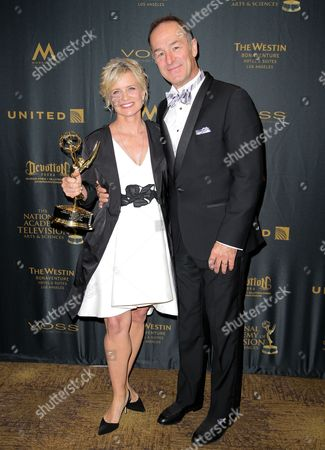 Mary Beth Evans and guest