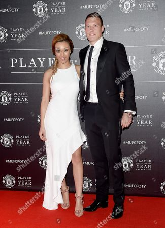 Editorial image of Manchester United Player of the Year Awards, Old Trafford, Britain - 02 May 2016